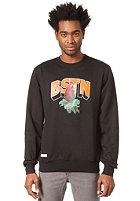BEASTIN BSTN Tosh Crewneck black/orange