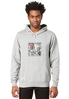BEASTIN Le Beast Hooded grey heather/multicolor