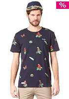 BEASTIN Three Little Birds S/S T-Shirt navy/multicolor