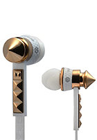 BEATS HeartBeats 2.0 Lady Gaga Headphones white/gold