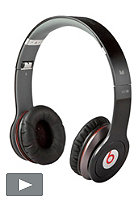 BEATS Solo HD beats by Dr. Dre Headphones black/chrome