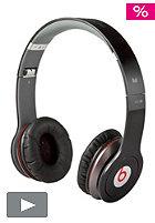 BEATS Solo HD beats by Dr. Dre Headphones black/chrome