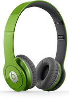 BEATS Solo HD Headphone green