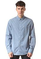 BEN SHERMAN 25er L/S Shirt directoire blue