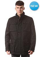 BEN SHERMAN 4 Pocket Melton Jacket jet black