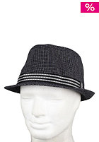 BEN SHERMAN Check Trilby Hat black