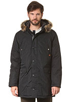 BEN SHERMAN Coats jet black