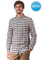 BEN SHERMAN Col Fleck Check L/S Shirt medieval blue