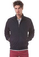 BEN SHERMAN Cotton Harrington Jacket navy blazer