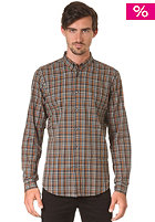 BEN SHERMAN Fashion Shirt ebony marl
