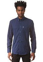BEN SHERMAN Gingham L/S Shirt directoire blue
