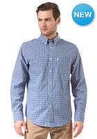 BEN SHERMAN Gingham L/S Shirt sky blue
