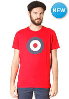 BEN SHERMAN Graphic S/S T-Shirt letterbox red