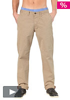 BEN SHERMAN Hampstead Slim Fit Chino Pant burnt gold