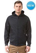 BEN SHERMAN Harrington Hooded Jacket staples navy