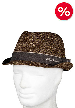BEN SHERMAN Logo 3 Hat brown