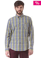 BEN SHERMAN Madras Check L/S Shirt tradewinds