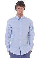 BEN SHERMAN Stretch Poplin L/S Shirt dusk blue