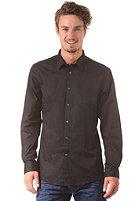 BEN SHERMAN Stretch Poplin L/S Shirt jet black