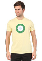 BEN SHERMAN Throne Mod Fit S/S T-Shirt light shore marl