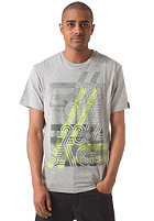 BENCH 89-25-14 S/S T-Shirt grey marl