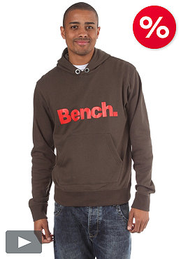 BENCH Affront Hooded Sweat black ink