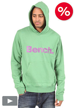 BENCH Affront Hooded Sweat medium green