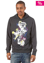 BENCH Anye Hooded Sweat charcoal