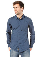BENCH Ardwick L/S Shirt dark denim