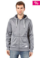 BENCH Areet Sweat Jacket total eclipse marl