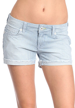 BENCH Babe Shorts mid worn blue BLL 040.1