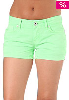 BENCH Babe Shorts mid worn green BLL 040