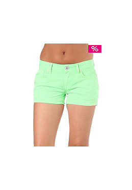 BENCH Babe Shorts mid worn green
