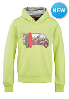 BENCH Badby Hooded Sweat daiquiri green