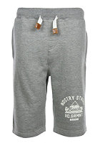 BENCH Beadham Short grey marl