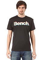 BENCH Big B S/S T-Shirt jet black