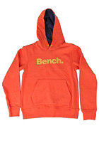 BENCH Birbank Hooded Sweat mandarin red