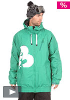 BENCH Block Jacket covert green