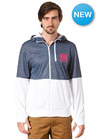 BENCH Blunn Hooded Zip Sweat china blue