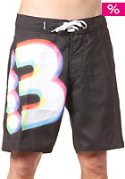 BENCH Blur Boardshort jet black