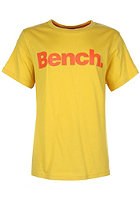 BENCH Boys Standard S/S T-Shirt yolk yellow