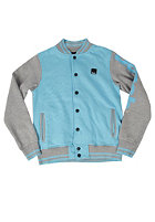 BENCH Brentwoodc Sweat Jacket aquarius