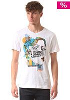 BENCH City Beauty S/S T-Shirt bright while