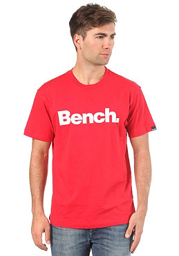 BENCH Corporation S/S T-Shirt true red