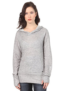 BENCH Cosmo Hooded Woolsweat medium grey marl BLF 1106