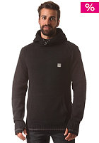 BENCH Crossover Knit Sweat jet black