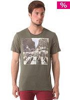 BENCH Crossroad S/S T-Shirt beetle