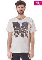 BENCH Crossroad S/S T-Shirt sleet marl