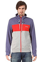 BENCH Davie Sweat Jacket deep cobalt