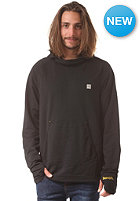 BENCH Eachcurve Hooded Sweat jet black